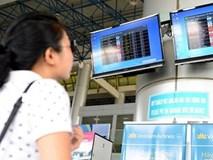 Sân bay Nội Bài chỉ phát loa thông báo 1 lần