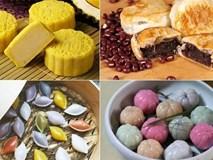 Vòng quanh Châu Á thưởng thức bánh Trung thu truyền thống