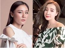 Loạt sao Việt khiến fan không thể nhận ra vì gương mặt bỗng nhiên khác lạ