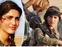 Nữ chiến binh xinh như Angelina Jolie thiệt mạng khi chiến đấu IS