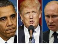 """Donald Trump khen """"Putin lãnh đạo tốt hơn Obama"""""""