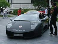 Nếu Sài Gòn có Minh Nhựa thì đây chính là đại gia siêu xe đẹp trai nhất đất Hà thành