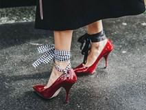 Hãy sắm ngay 3 kiểu giày cao gót này trong mùa Thu/Đông tới đây
