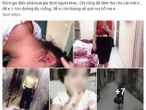 Cô gái trẻ bị đánh tơi tả vì dám thách thức vợ của người tình