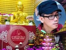 Gia đình cảm ơn mọi người đã làm lễ cầu an cho Minh Thuận