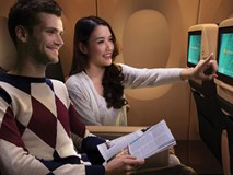 Giải trí đẳng cấp trên chuyến bay 4 sao Vietnam Airlines