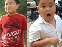 Bi béo - con trai Xuân Bắc lại khoe vẻ siêu đáng yêu