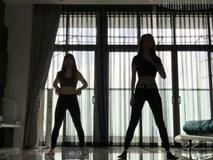 Ngọc Trinh khiến fan thích thú với điệu nhảy gợi cảm