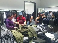 Người Việt cẩn trọng mua hàng tồn của Zara