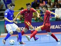 Lộ diện đối thủ của Futsal Việt Nam ở vòng 1/8 World Cup