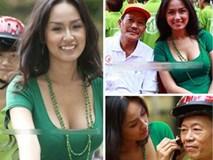 """Mỹ Linh vẫn """"ngoan"""" khi so với những người đẹp Việt này khi đi từ thiện"""