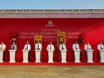 Thủ tướng dự lễ khởi công tòa tháp cao nhất Hải Phòng