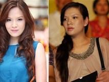 Nhan sắc sao Việt thay đổi thế nào khi mang bầu?