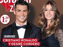 Hoa hậu hoàn vũ Tây Ban Nha dọn về ở chung nhà với Ronaldo?