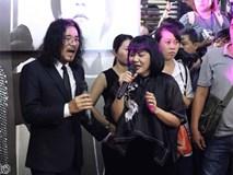 """Cẩm Vân, Khắc Triệu hát ca khúc """"Cát bụi"""" chia tay Minh Thuận"""