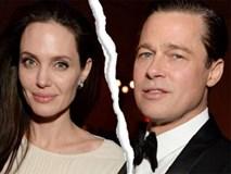 Brad Pitt và Angelina Jolie ly hôn