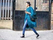 Không phải tự nhiên mà streetstyle của Hoàng Thùy được lên Vogue danh giá