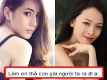 """Sao Việt nói gì về cô Hoa hậu đang vướng vụ """"hợp đồng tình ái"""" xôn xao dư luận"""