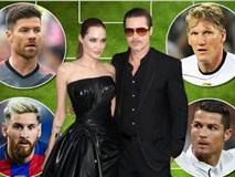 Brad Pitt và Angelina Jolie có thể mua được đội hình gồm cả Messi lẫn Ronaldo