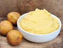10 mẹo làm đẹp siêu hay từ củ khoai tây trong nhà bếp