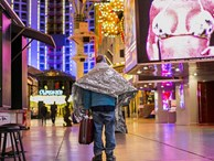 Những mảng tối của 'vương quốc ánh sáng' Las Vegas