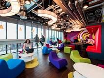Những văn phòng Google đẹp nhất trên thế giới