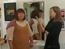 """Gái xinh Trung Quốc """"ném"""" 7 tỷ để tranh chỗ trong tiệm tóc"""