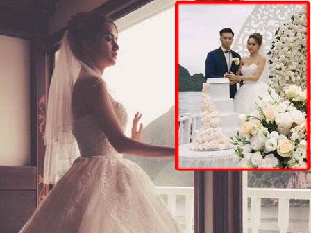 Hương Giang Idol bất ngờ để lộ ảnh cưới?