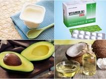 Dùng vitamin b1 theo công thức này da trắng bật tông tạm biệt vết nám