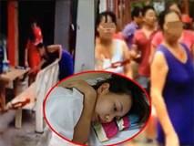 Con gái bị nhà chồng hành hạ đến hôn mê phải nhập viện, cha lên FB kêu cứu