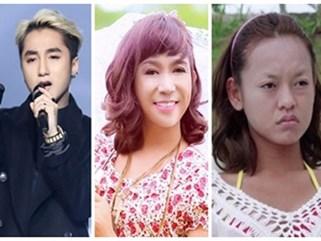 Luôn bị coi là 'ngứa mắt', tại sao những sao Việt này vẫn tạo được tiếng vang?