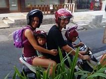 Không tìm được trường vừa ý, bố mẹ đưa con du lịch quanh thế giới để tự học