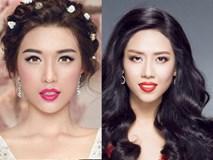 """Lệ Hằng """"đánh bại"""" Nguyễn Thị Loan, giành quyền thi Hoa hậu Hoàn vũ 2016"""