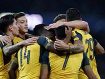 Kết quả vòng bảng Champions League rạng sáng 29.9