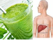 Nước uống loại bỏ độc tố trong 3 ngày để cả đời khỏe
