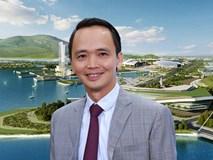 Khối tài sản khổng lồ của công ty đại gia Trịnh Văn Quyết