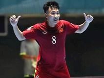 Minh Trí lọt top 10 bàn thắng đẹp tại futsal World Cup