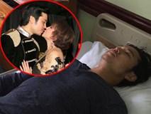 """Vũ Hoàng Việt nhập viện cấp cứu vì bị """"tình già tỷ phú"""" từ chối lời cầu hôn?"""