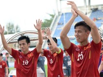 Tuyển Việt Nam được thay 6 cầu thủ ở trận gặp Indonesia