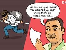 """Chuyện """"gian dối"""" đáng trân trọng của MC Quyền Linh"""