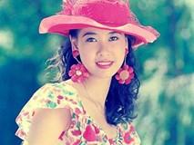 Ngẩn ngơ trước vẻ đẹp chưa từng chỉnh sửa của Hoa hậu Hà Kiều Anh 24 năm trước