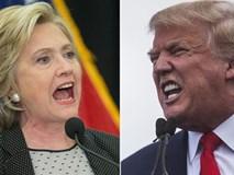 Trump, Hillary 'so găng' lần hai: Tranh cãi nảy lửa