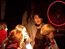 Phản ứng bất ngờ của Noo Phước Thịnh khi đứng cạnh mỹ nhân Hàn