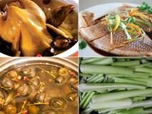 Những mẹo vặt vô cùng hữu ích khi chế biến thực phẩm cho bữa ăn hàng ngày