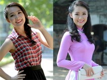 Các nữ MC, BTV của VTV duyên dáng muôn phần trong tà áo dài