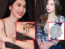 """""""Mê mẩn"""" với những chiếc đồng hồ tiền tỷ này của sao Việt"""