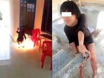 Nữ sinh châm lửa đốt trường: Đáng thương hay đáng trách?