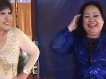 Clip 'siêu' hot: NSND Ngọc Giàu và NSƯT Hồng Nga đọc rap, nhảy hip hop cực 'chất'