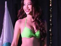 Trang phục giúp Nam Em khoe ngực khủng táo bạo tại Miss Earth 2016