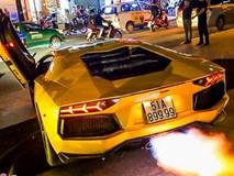Đại tiệc Lamborghini của Minh Nhựa ở Sài Gòn